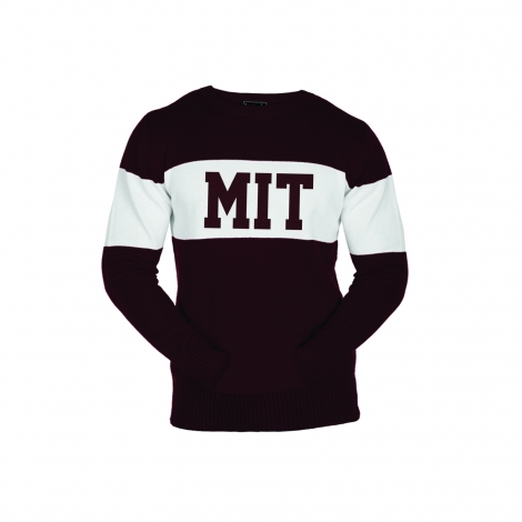 MIT Bar Down Sweater