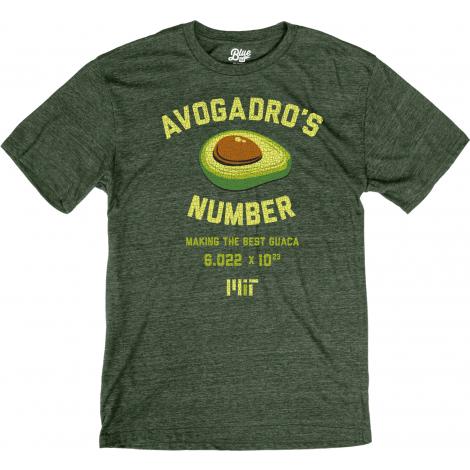 MIT Avogadro's Number Tee Shirt