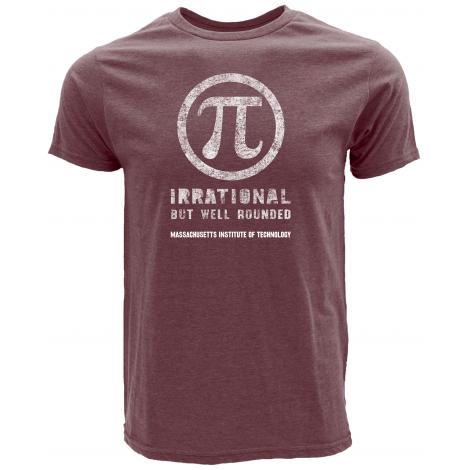 MIT Irrational Tri-Blend Tee Shirt