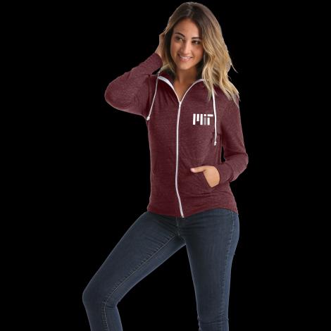 MIT Women's Tri-blend Hoodie