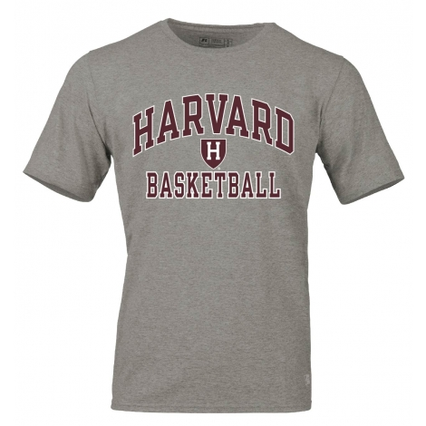 Harvard Basketball Essential Performance Tee Shirt