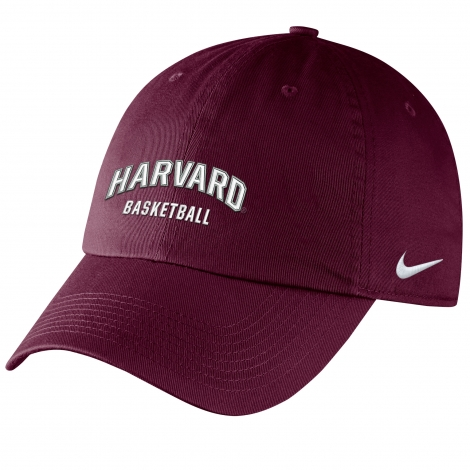 Harvard Basketball Nike Heritage 86 Hat