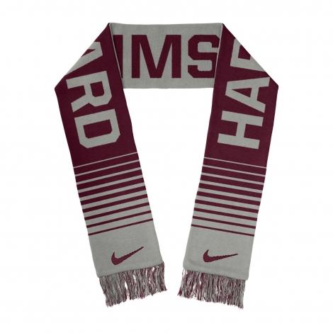 Harvard Nike 2 Sided Soccer Scarf