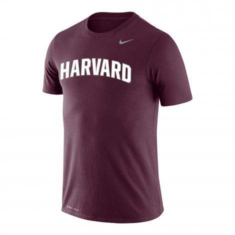 Harvard Nike Dri-Fit Legend Tee Shirt