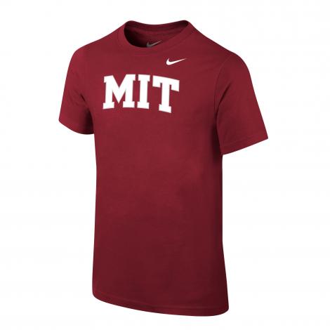 MIT Nike Youth Tee Shirt