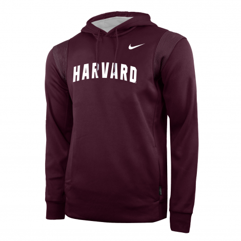 Harvard Nike Therma Hooded Sweatshirt