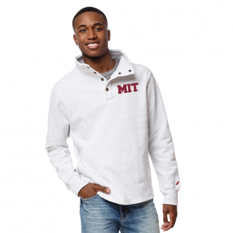 MIT 1/4 Snap Fleece