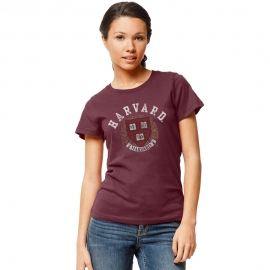 Women's Harvard Freshy Tee Shirt