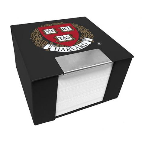 Harvard Memo Cube Holder