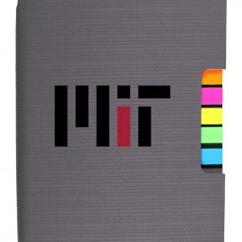MIT Contemporary Journal with Tabs