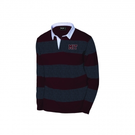 MIT Rugby Stripe Sweater