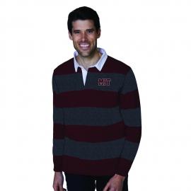 MIT Rugby Stripe Sweater