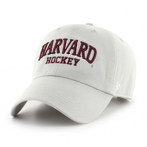 Harvard Hockey Hat