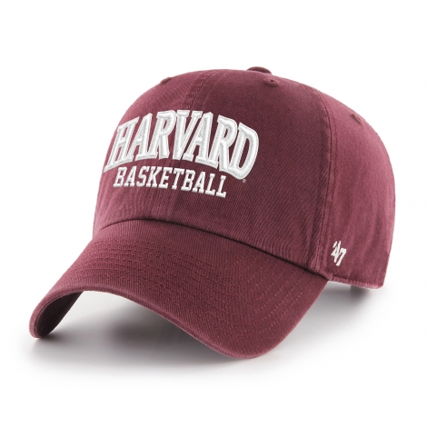 Harvard Basketball Hat
