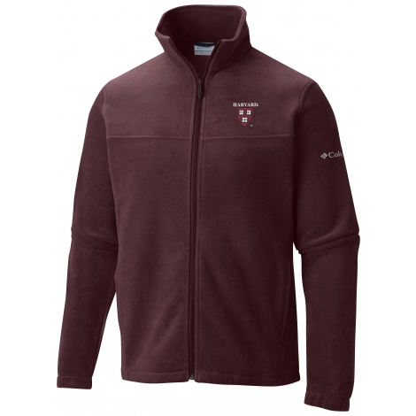 Harvard Columbia Flanker Fleece Full Zip Jacket