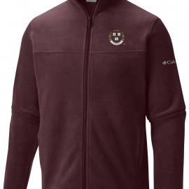 Harvard Columbia Flanker Fleece Full Zip Jacket