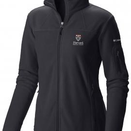 Columbia Harvard Business School Women's Give and Go Fleece Full Zip