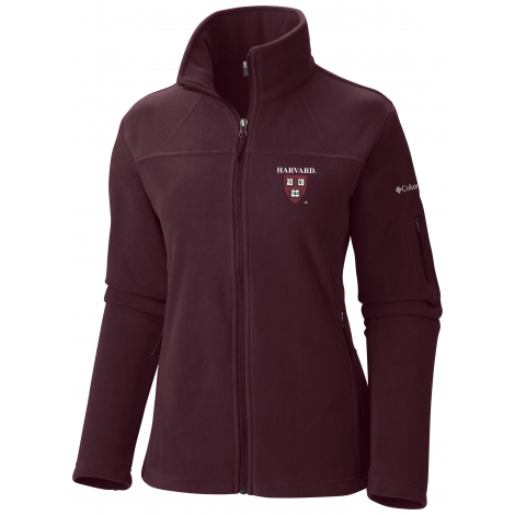 Columbia Harvard Women's Give and Go Fleece Full Zip