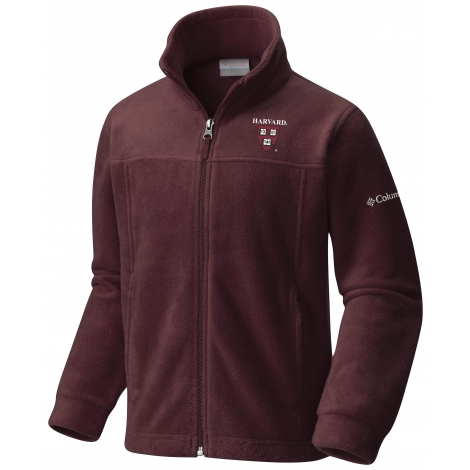 Columbia Harvard Youth Flanker Full Zip