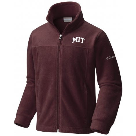 Columbia MIT Youth Flanker Full Zip