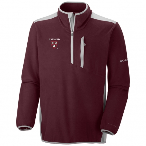 Harvard Columbia Crosslight 1/4 Zip Pullover
