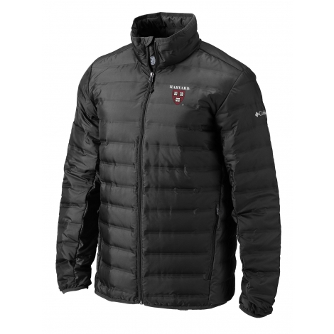 Harvard Down Quilted Columbia Jacket
