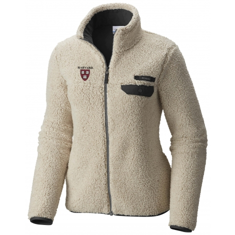 Columbia Harvard Women's Mountainside Heavyweight Fleece