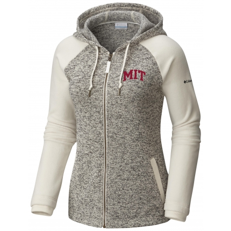 MIT Women's Columbia Darling Days Full Zip Fleece Jacket
