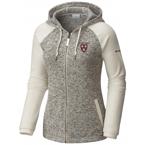 Harvard Columbia Darling Days Full Zip