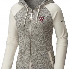 Harvard Women's Columbia Darling Days Full Zip Fleece Jacket
