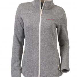 Harvard Women's Columbia Canyon Point Full Zip Sweater Jacket