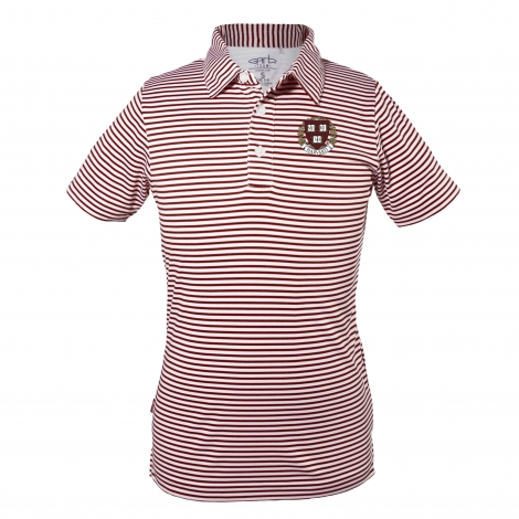 Harvard Youth Athletic Polo