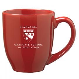 Harvard School of Education 16 oz Bistro Mug