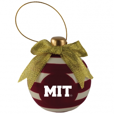 MIT 3D Christmas Ball Ornament