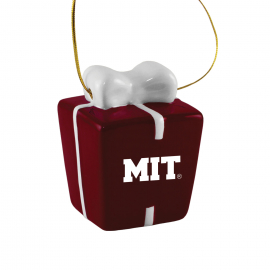 MIT 3D Christmas Present Ornament