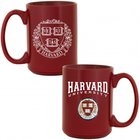 Harvard Medallion Mug