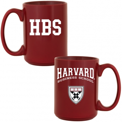 Harvard Business Medallion Mug