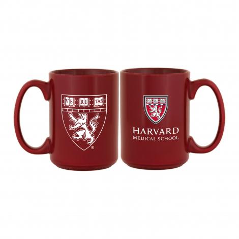 Harvard Medical School Medallion Mug