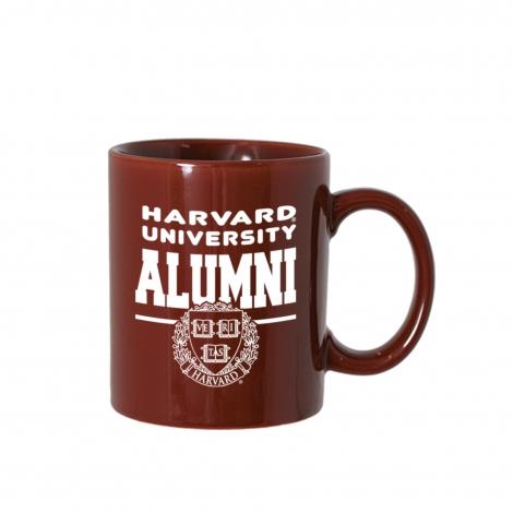 Harvard Alumni Maroon Mug