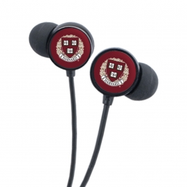 Harvard Budsies Earbuds