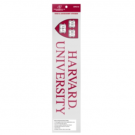 Harvard University Tech Sticker