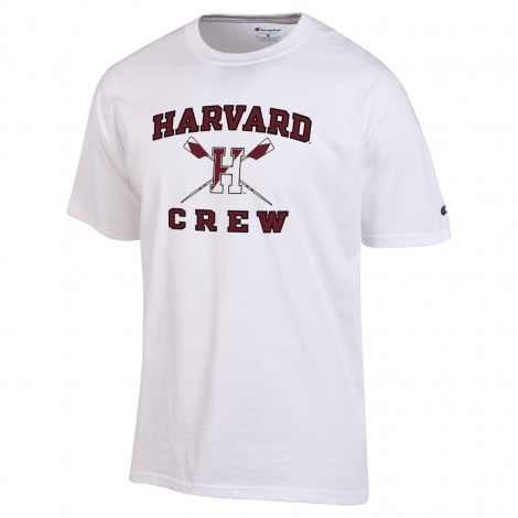 Harvard Crew On The Charles Tee
