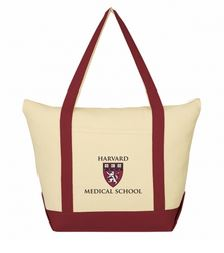 Harvard Medical School Small Tote Bag