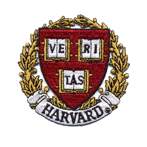 Harvard Veritas Patch