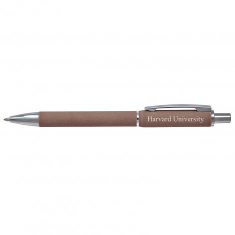 Harvard Aluminum Fabric Ballpoint Pen