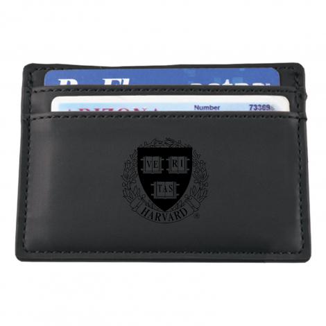 Harvard Money Clip Wallet