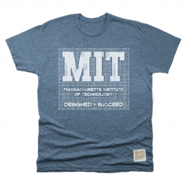 MIT Designed to Succeed Tee