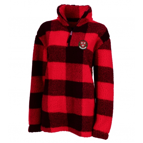 Harvard Sherpa 1/4 Zip Pullover