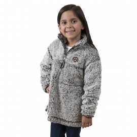 Harvard Youth Sherpa 1/4 Zip
