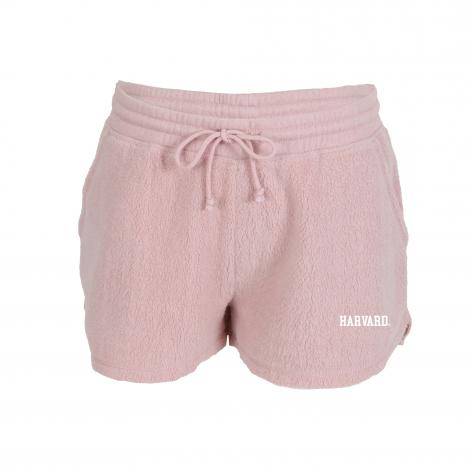 Harvard Women's Fleece Out Shorts